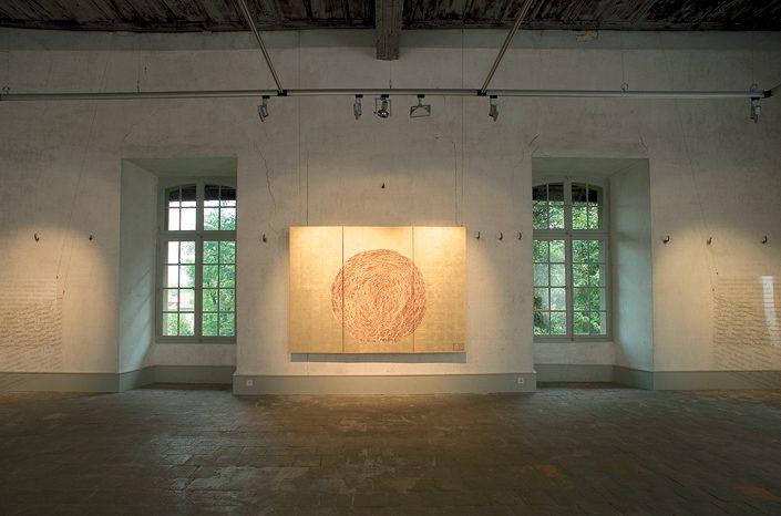 Franziska Rutishauser, installation view