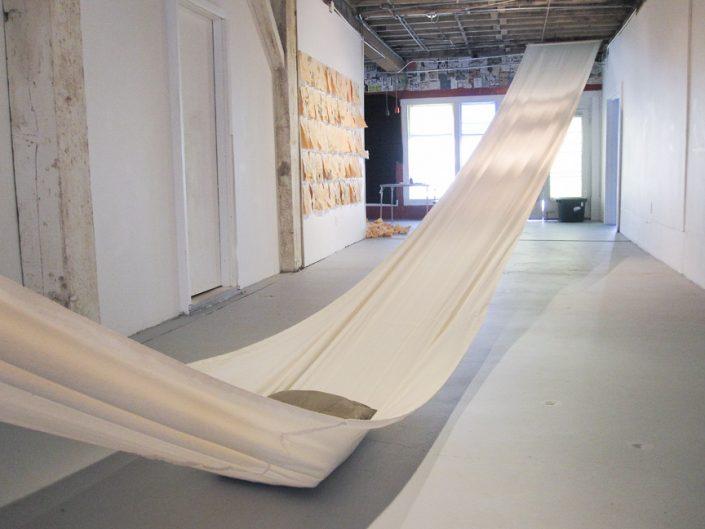 Michael Zheng - installation view