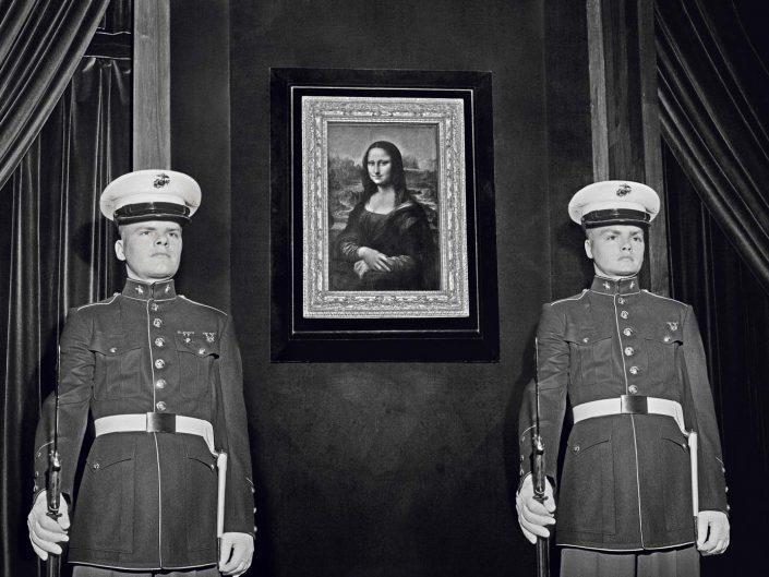 Elmar Hess, Mona Lisa