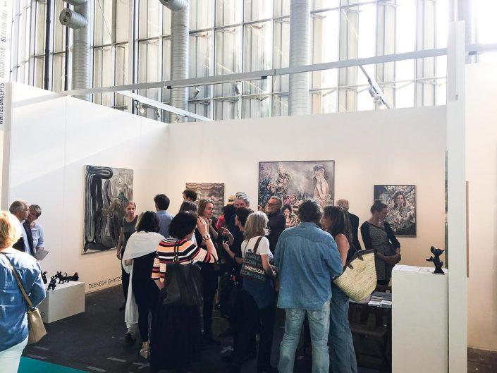 WHITECONCEPTS Gallery - KunstRAI 2016