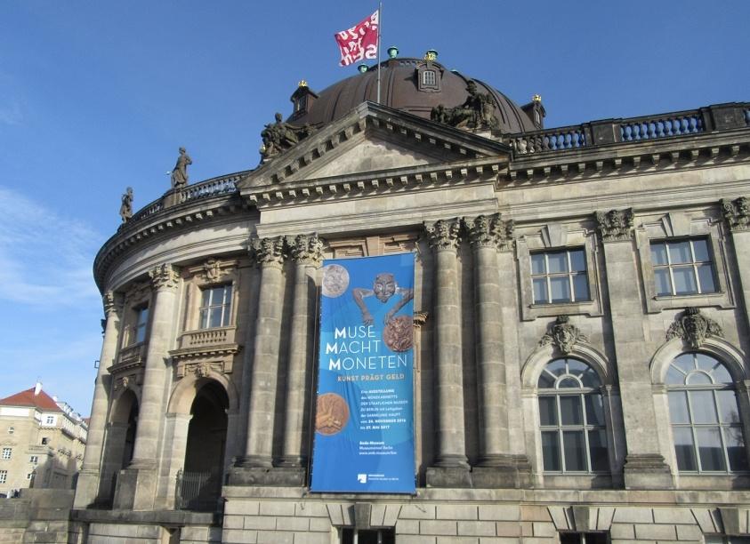 Nikolaus Eberstaller at Bode Museum