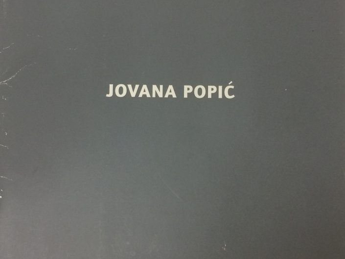 JOVANA POPIC