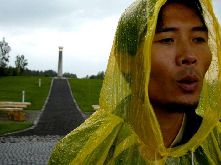 Michael Zheng - Center of Europe