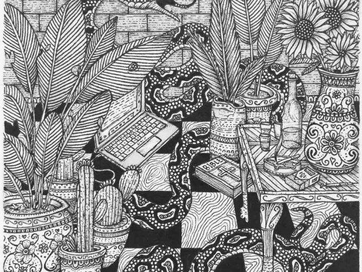 Finn Lafcadio O´Hanlon - LILITH'S LIVING ROOM