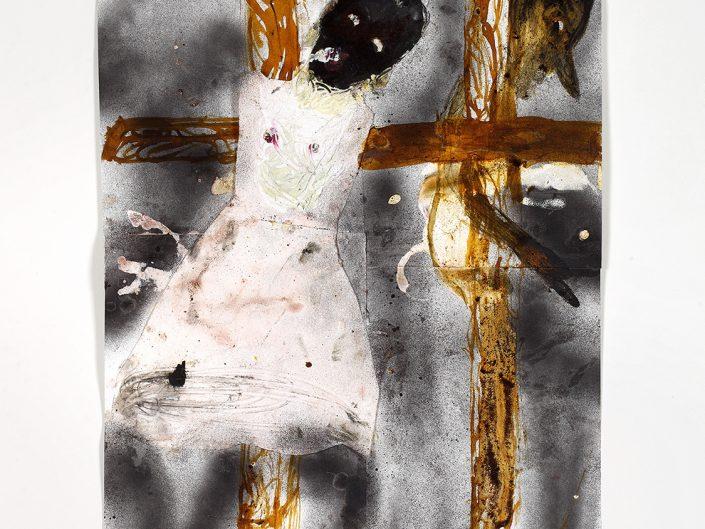Ruthi Helbitz Cohen - CRUCIFIED