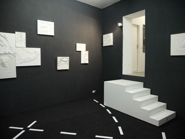 WHITECONCEPTS - Installation view
