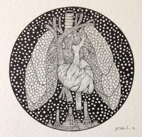 Finn Lafcadio O'Hanlon - HEART OF DARKNESS