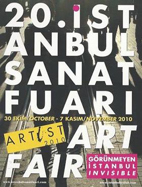 20th Istanbul Sanat Fuari Art Fair