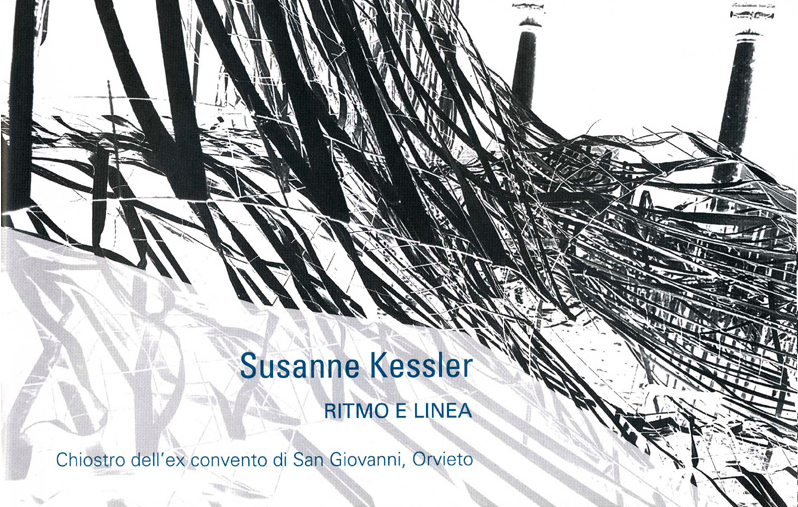 Susanne Kessler RITMO E LINEA