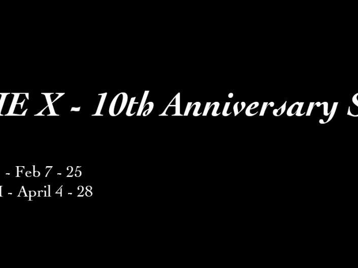 The X – Part I