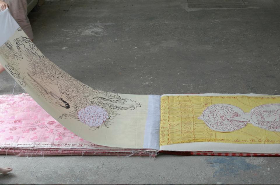 Seet Van Hout at Gelderland Biennale